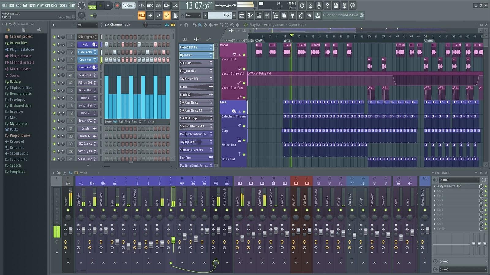Fl Studio 20 Image Line Software Hookup Inc