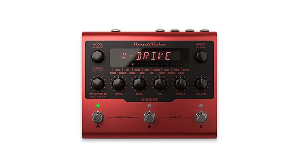 AmpliTube X-DRIVE