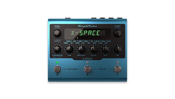 AmpliTube X-SPACE