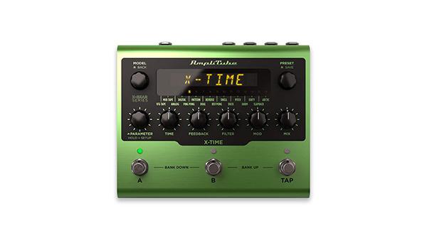 AmpliTube X-TIME