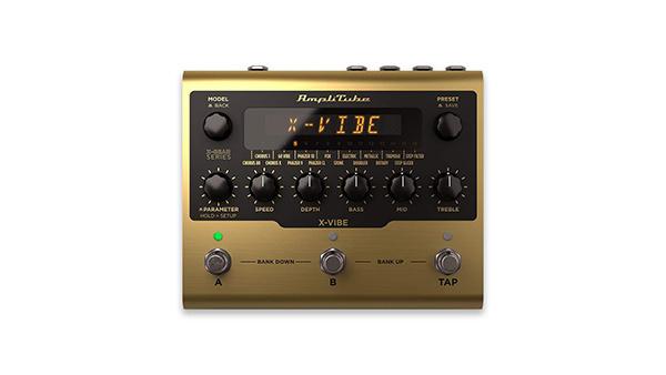 AmpliTube X-VIBE