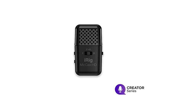 iRig Mic Cast HD