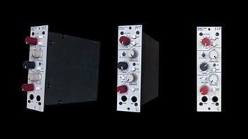 517 - 500 Series Mic Pre / DI / Comp