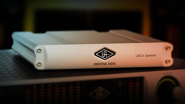 UAD-2 Satellite FireWire