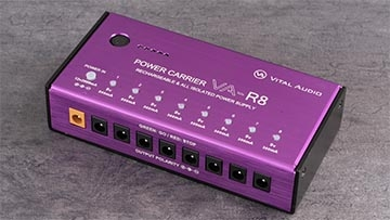 POWER CARRIER VA-R8
